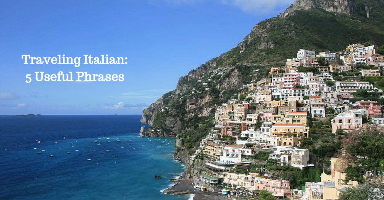 Five Useful Italian Phrases Thomas Hogan Vacations